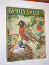Family Values, Copyright 2003, William Allan