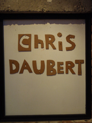 , Copyright 2010, Chris Daubert
