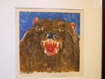 Crazy Bear, Copyright 2009, Frank La Pena