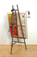 Easel Painting, Copyright 2004, Robert Hudson