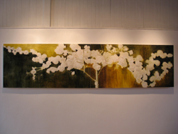 Blossoming Tree:  Arabesque, Copyright 2005, Kathleen Larisch