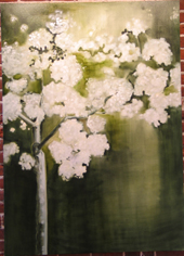 Blossoming Tree:  Journey, Copyright 2005, Kathleen Larisch