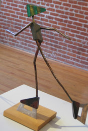 Ice Skater, Copyright 2004, made in California