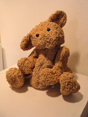 Teddy Bear, Copyright 2004, Amanda Schoppel