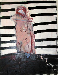 Venus with Stripes, Copyright 2012, Gail Chadell Nanao